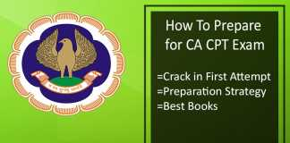 How To Prepare for CA CPT Exam- Cracking Tips, First Attempt Strategy