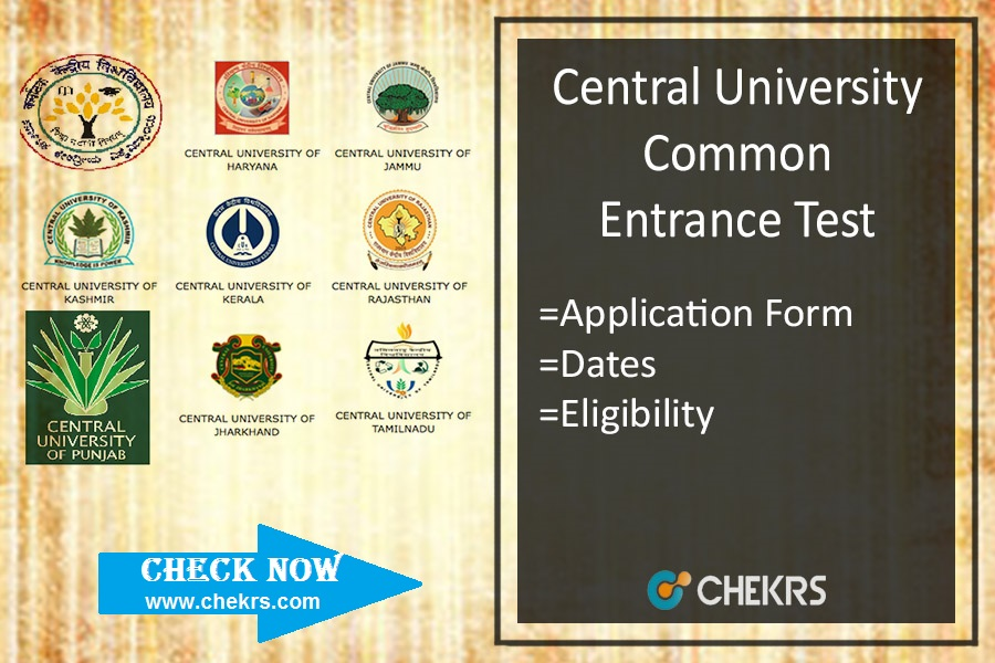 CUCET : Application Form, Exam Eligibility, Date & Syllabus