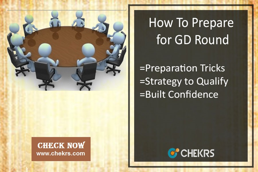 How To Prepare for GD Round- Best Tips to Crack Group Discussion