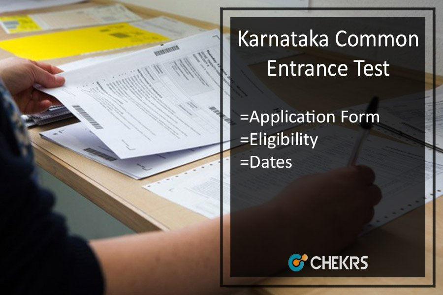 KCET Application Form | Dates | Syllabus | Exam Pattern