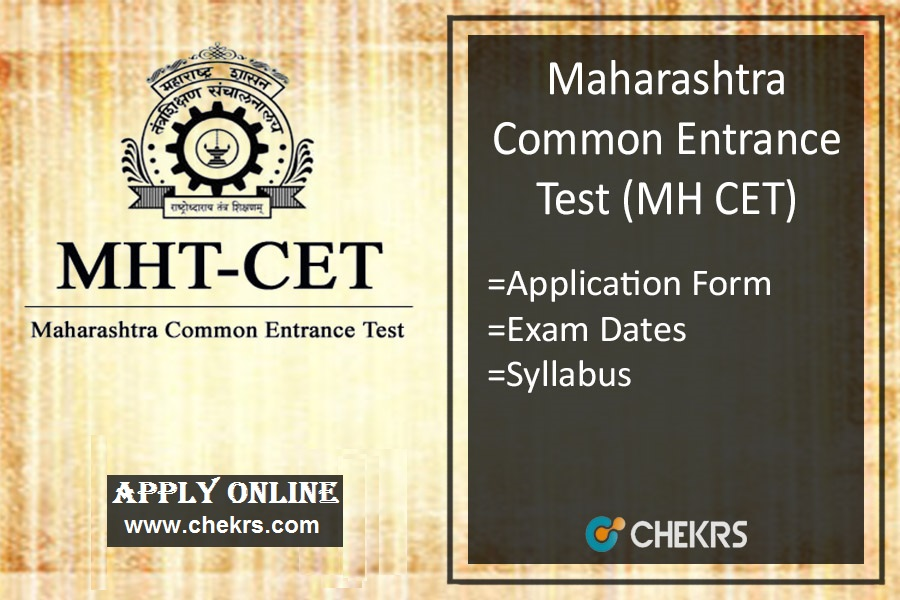 MH CET Application Form, Exam Date, Syllabus & Pattern