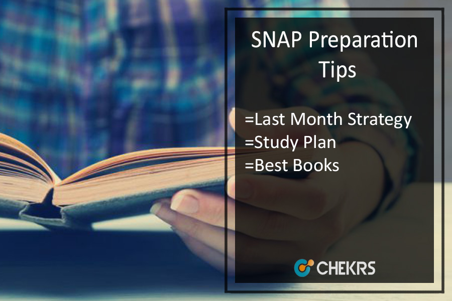 How To Prepare for SNAP - Exam Cracking Tips, Last Month Strategy