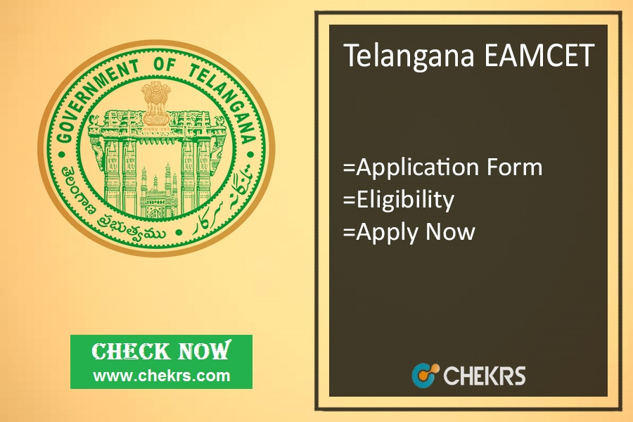TS EAMCET : Application Form, Dates, Eligibility, Exam Syllabus