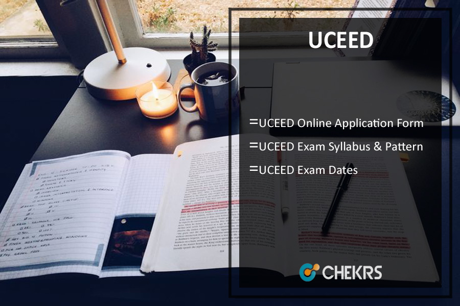 UCEED - Application Form, Date, Syllabus, Exam Pattern