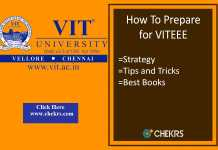 How To Prepare for VITEEE - Tips, Strategy to Crack Exam