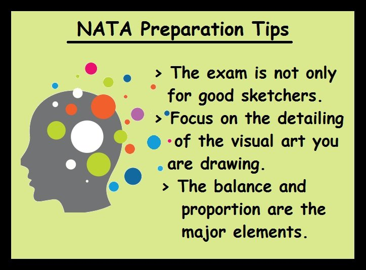 NATA Preparation Tips- Clear Misconceptions