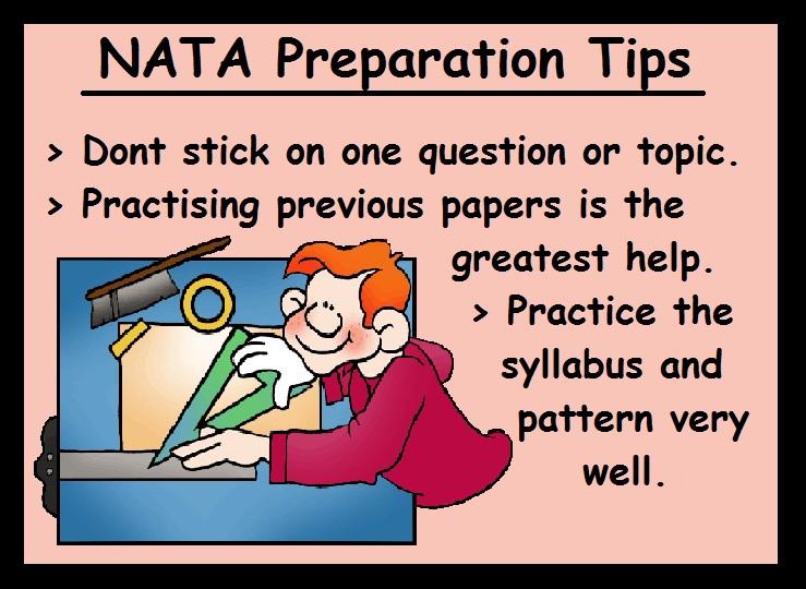 NATA Preparation Tips-Mathematical Ability