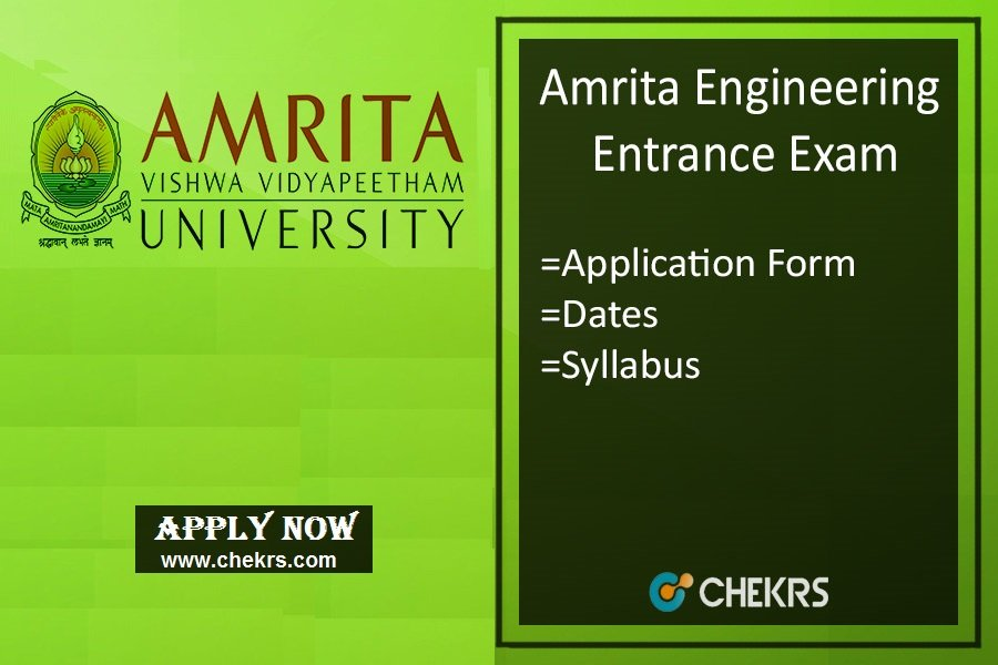AEEE : Application Form, Exam Dates, Eligibility, Syllabus