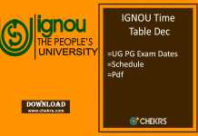 Bter diploma time table 2017 polytechnic 1st 2nd 3rd year for Davv 4th sem time table