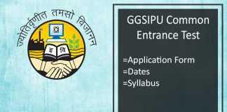 IPU CET : Application Form, Eligibility, Exam Date, Syllabus
