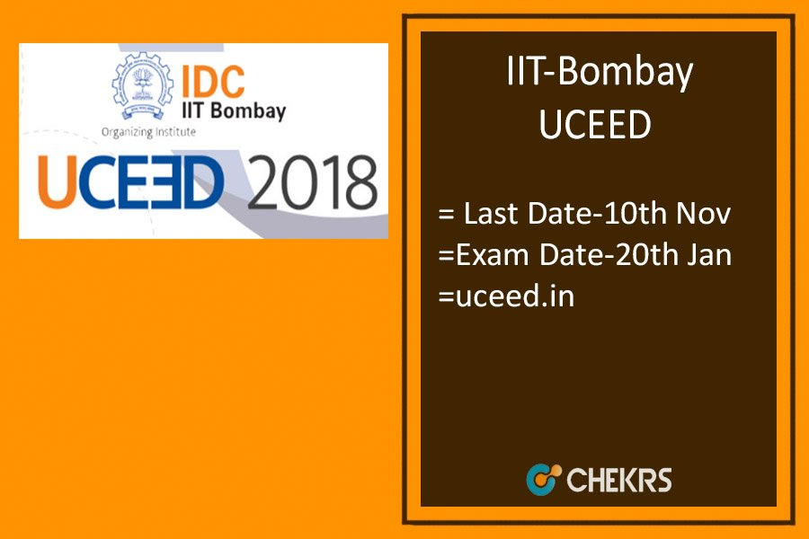 UCEED : Application Form, Dates, Eligibility, Syllabus & Pattern