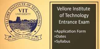 VITEEE: Application Form, Exam Date, Syllabus & Pattern