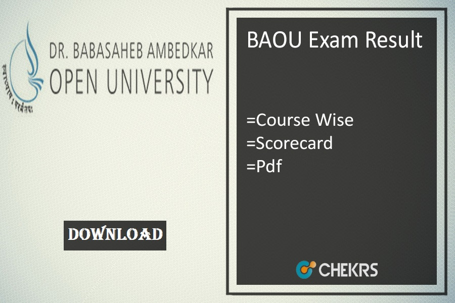 baou exam result