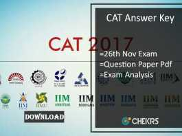 cat answer key
