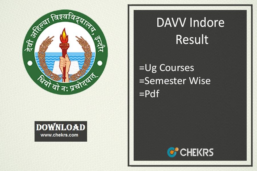 davv-result