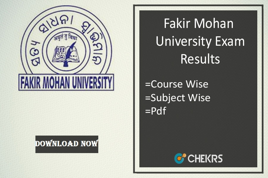 fm university result