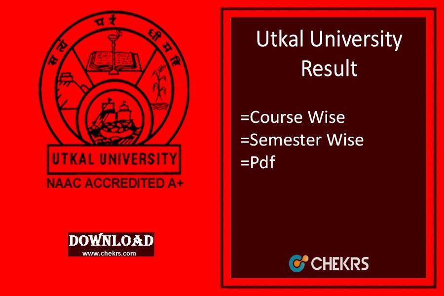 utkal university result 2020