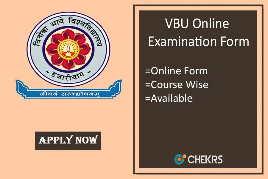 vbu exam form