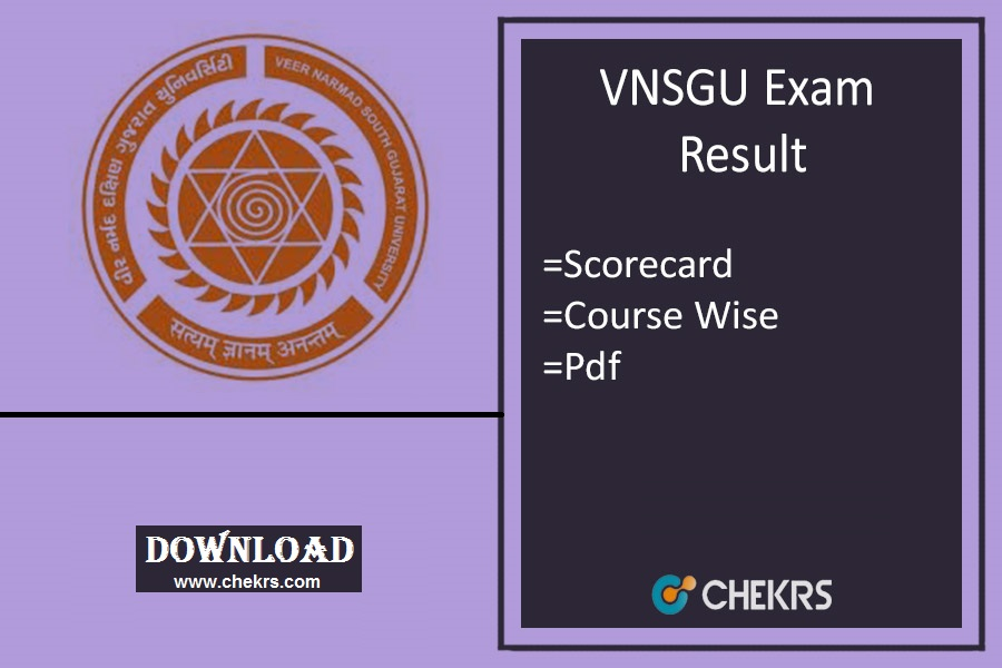 vnsgu exam result