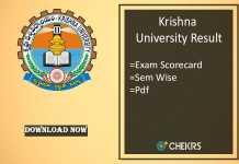 krishna-university-result