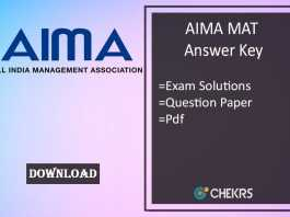 mat december answer key