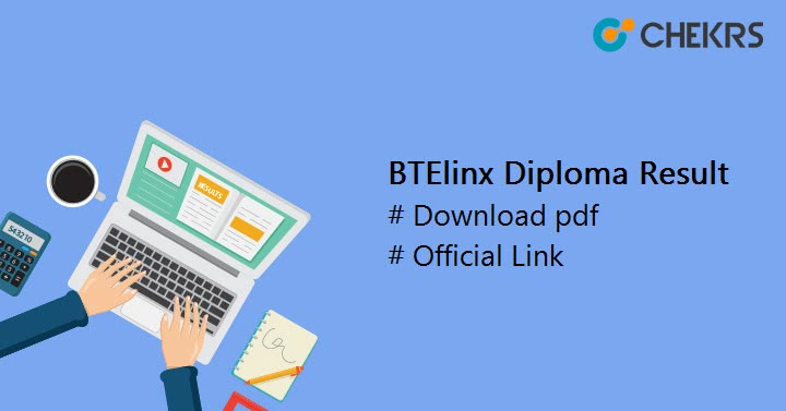 BTElinx Diploma Result Semester wise