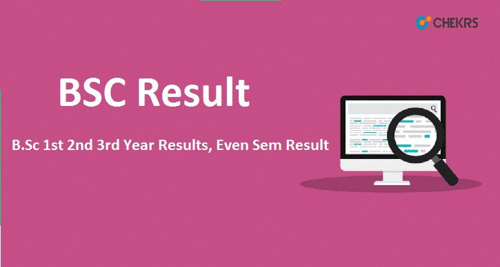 bsc result