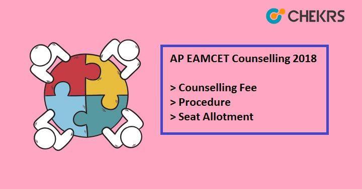 AP EAMCET Counselling 2018 Fee, Procedure