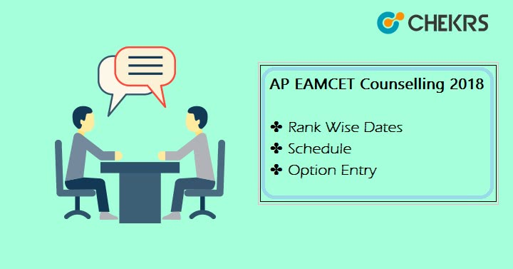 AP EAMCET Counselling Dates Rank Wise