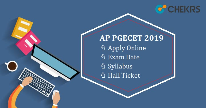 AP PGECET 2020 Apply Online,