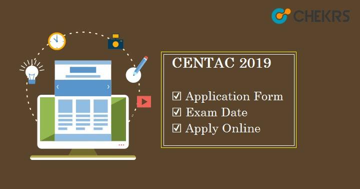 CENTAC Application Form
