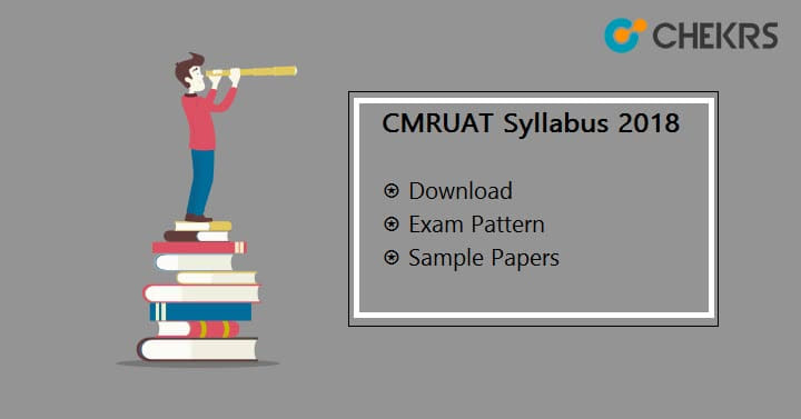 CMRUAT Syllabus download
