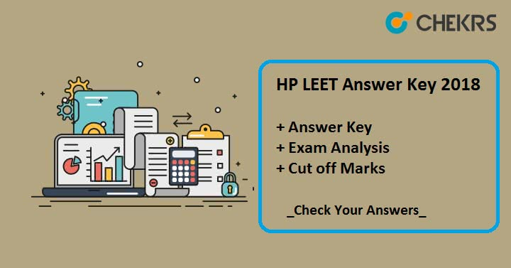 HP LEET Answer Key 2018 Exam Pattern Rank list