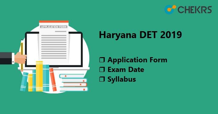 Haryana DET