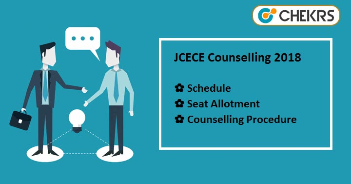 JCECE Counselling Seat Allotment Procedure