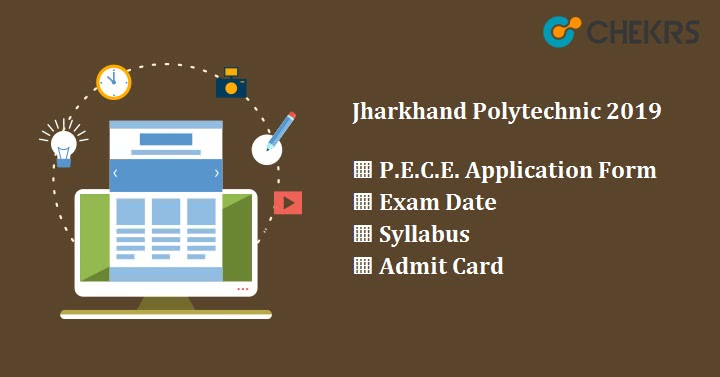 Jharkhand Polytechnic P.E.C.E. Application Form