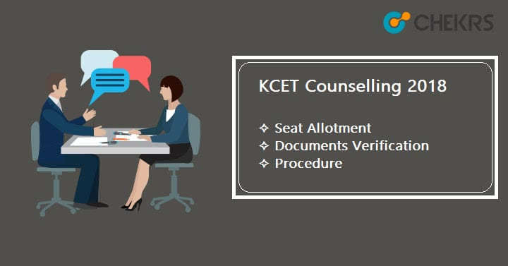 KCET Counselling Seat Allotment