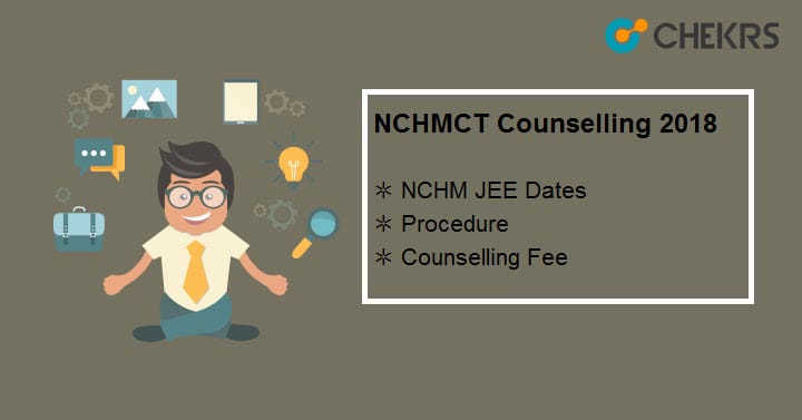NCHMCT Counselling