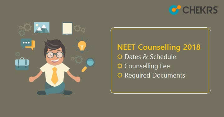NEET Counselling Dates Fees