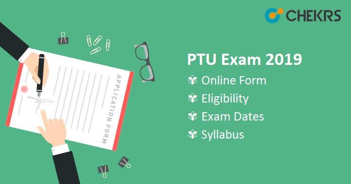 PTU Exam Exam Dates