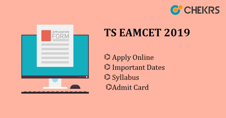 TS EAMCET Apply Online