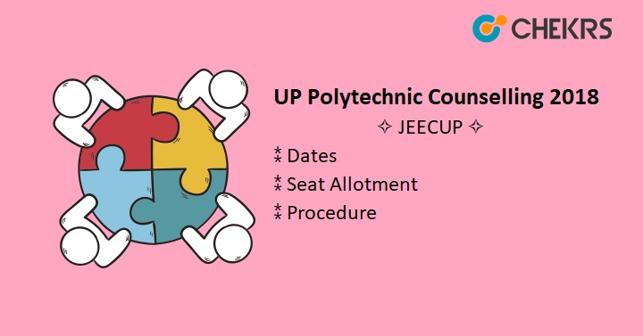UP Polytechnic Counselling JEECUP
