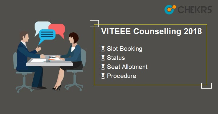 VITEEE Counselling Seat Allotment