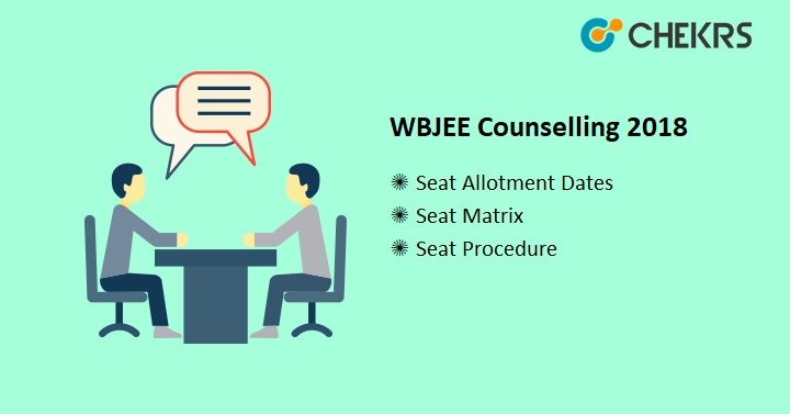 WBJEE Counselling Seat Allotment
