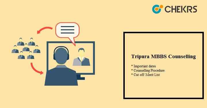 Tripura MBBS Counselling