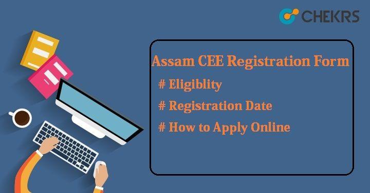 Assam CEE Application Form