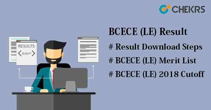 BCECE LE Result