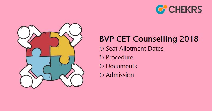 BVP CET Counselling, Registration