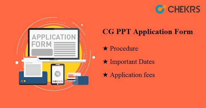 CG PPT Application Form
