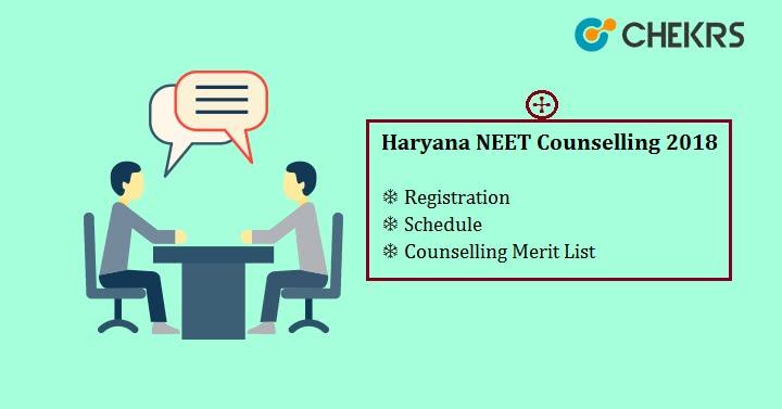 Haryana NEET Counselling